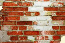 Free Brick Wall Stock Photos - 13902573