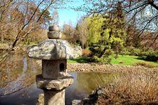Free Japanese Garden Royalty Free Stock Photos - 13903018