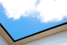 Free Roof Royalty Free Stock Photos - 13903358