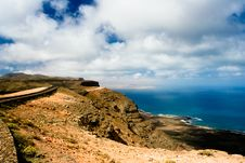 Free Canary Island Lanzarote Royalty Free Stock Image - 13903476
