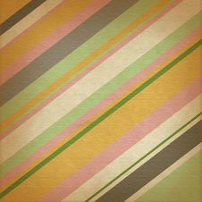 Free Old Stripes Royalty Free Stock Photo - 13903625