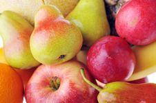 Free Tasty Fruit Royalty Free Stock Photo - 13903825