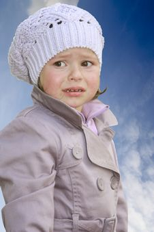 Free The Small Crybaby Royalty Free Stock Image - 13903846