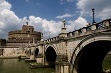 Free Castel Sant Angelo Stock Images - 13903954