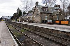 Free Railway Station Stock Photo - 13904140