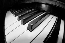 Free Piano Royalty Free Stock Photography - 13904187