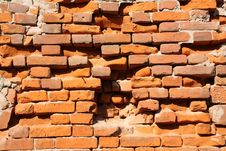 Free Detail Of Brick Wall Stock Photography - 13904362