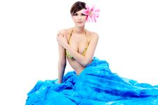 Free Elegant Girl Royalty Free Stock Images - 13904609