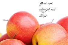 Free Apples Stock Photo - 13906140