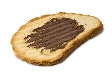 Free Chocolate Toast 2 Royalty Free Stock Photos - 13906168