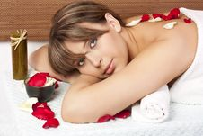 Free Massage Royalty Free Stock Photos - 13906238