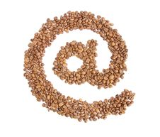 Free Coffee Grains Royalty Free Stock Images - 13906319