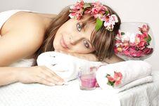 Free Massage Royalty Free Stock Photo - 13906345