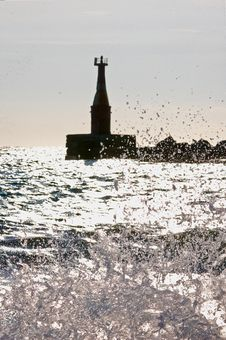 Free Lighthouse Royalty Free Stock Photography - 13908147
