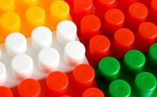 Free Colorful Building Blocks Stock Photo - 13908690