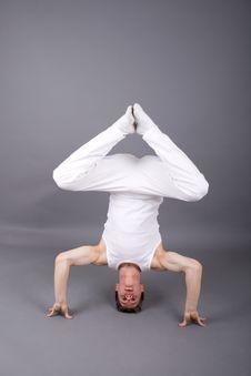 Free Dancing Man Stock Photo - 13908910