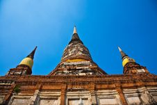 Free Temple Of Wat Mongkol Stock Photos - 13909123