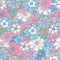 Free Floral Pattern Royalty Free Stock Photo - 13910155