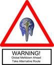 Free Global Meltdown Royalty Free Stock Image - 13914366
