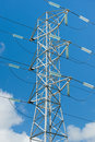 Free Electricity Tower Royalty Free Stock Images - 13919989
