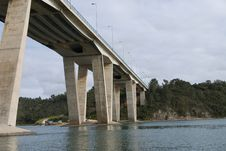 Free The Bridge Stock Photos - 13910723