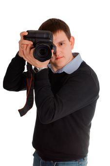 Free Photographing Stock Photography - 13910832