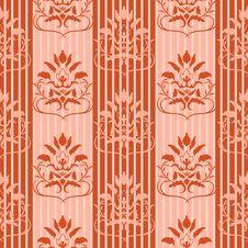 Free Red Seamless Pattern Stock Photo - 13911890