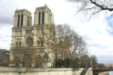 Free Notre Dame Stock Image - 13912671