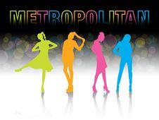 Free Metropolitan Royalty Free Stock Images - 13914819