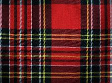 Free Scottish Tissue. Stock Image - 13915171