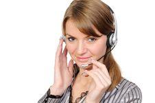 Free Customer Service Representative Stock Photos - 13915463