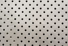 Free Metal With Holes Stock Photos - 13915823