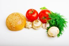 Free Useful Vegetables Royalty Free Stock Photos - 13916218