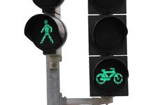 Free Traffic Lights Stock Photo - 13916540
