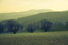 Free Swiss Autumn Landscape Royalty Free Stock Image - 13917846