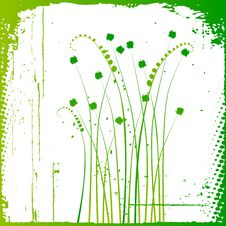 Free Floral Background, Grass Stock Photos - 13917873