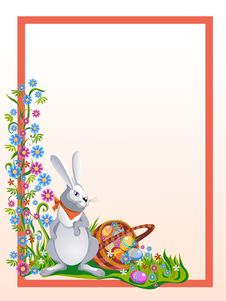 Free Easter Rabbit Stock Image - 13917921