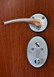 Free Door Handle Royalty Free Stock Images - 13918379
