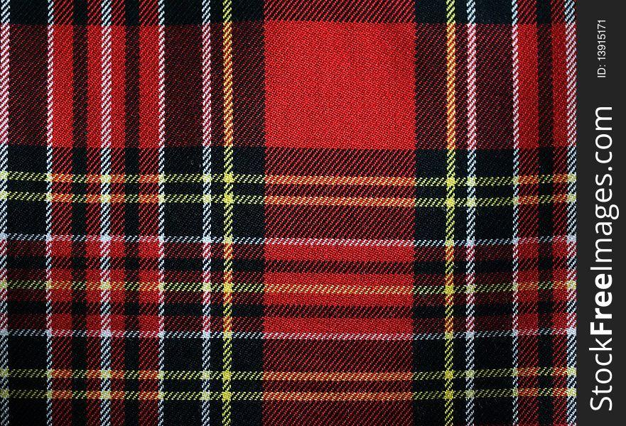 Scottish tissue.