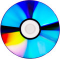 Free A Photography Of A Isolated Cd Rom Stock Image - 13924851