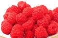 Free Berries Red Raspberries Royalty Free Stock Image - 13927216