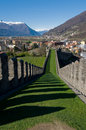 Free Castle Wall Stock Image - 13929791