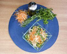 Free Italian Salad Royalty Free Stock Photos - 13920778