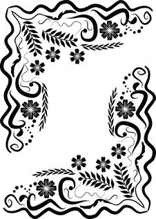 Free Floral Background Royalty Free Stock Images - 13921269