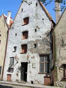 Free Tallinn, Estonia Old Town Royalty Free Stock Images - 13921669