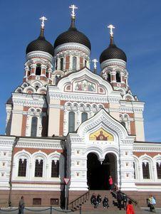 Free Tallinn, Estonia Old Town Stock Images - 13921684