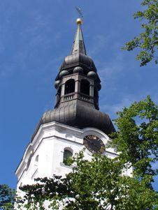 Free Tallinn, Estonia Old Town Stock Images - 13921694