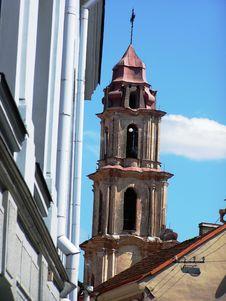 Free Vilnius, Lithuania  Old Town Stock Photos - 13921933
