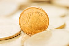 Free Coins Macro Close Up Stock Photos - 13922033