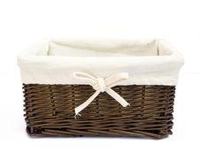 Free Basket Royalty Free Stock Image - 13922326